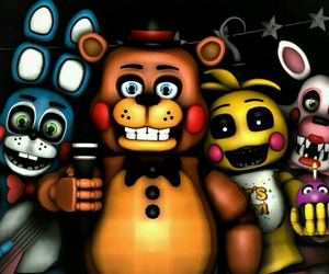 mangle, fnaf, and toy bonnie image