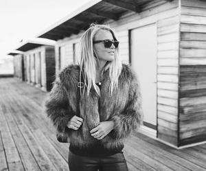 blonde, janni deler, and fashion image