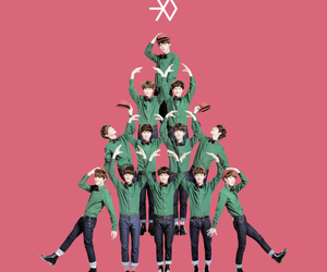 christmas, exo, and miracles in december image