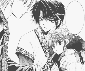 hak, yona, and manga image