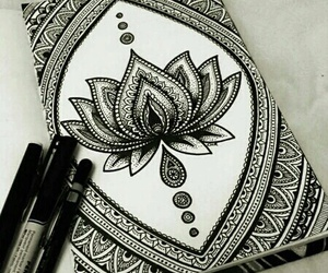 art, drawing, and draw image