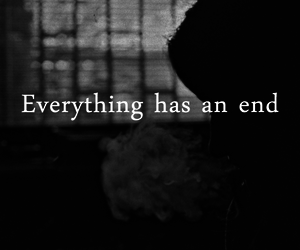 end, everything, and an image