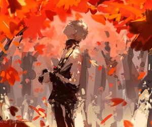 anime, teen, and trees image