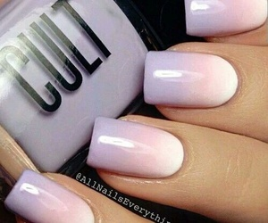 nails, nail art, and purple image