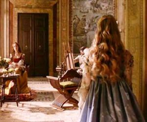 dress, princess, and renaissance image