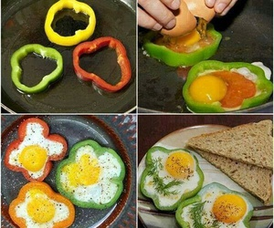food, eggs, and diy image