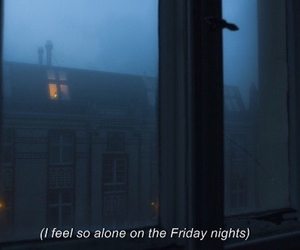 alone, broke, and dark image