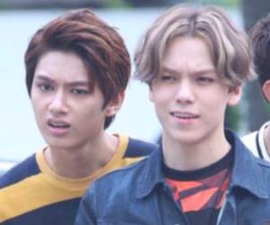 jun, Seventeen, and vernon image