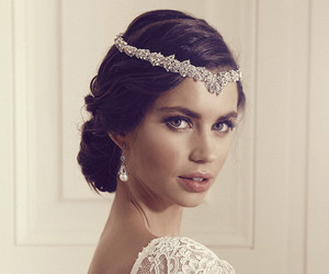 beautiful, gown, and pretty image