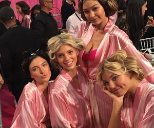 gigi hadid, Victoria's Secret, and rachel hilbert image