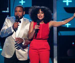 tracee ellis ross and anthony anderson image
