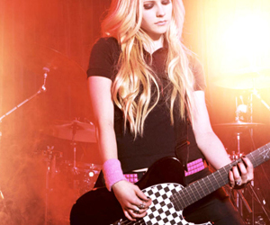 Avril, cute, and diva image