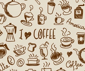 coffee, wallpaper, and background image