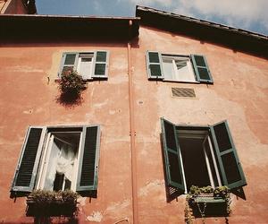 orange, house, and indie image