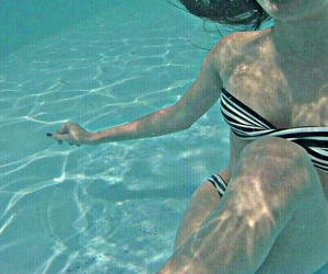 aesthetic, body, and pool image
