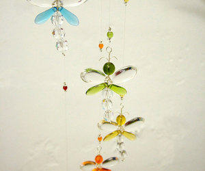 decor, dragonfly, and gift image