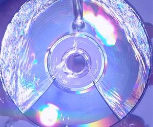 grunge, cd, and purple image