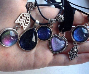 necklace, grunge, and accessories image