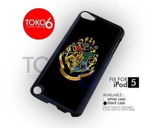 case, harry potter, and Logo image