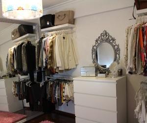 closet, decor, and decote image