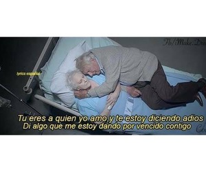 love, frases, and say something image