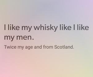 scotland, whisky, and madebyme image