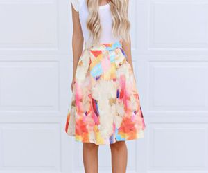 style, summer, and spring image