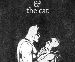 batman, love, and catwoman image
