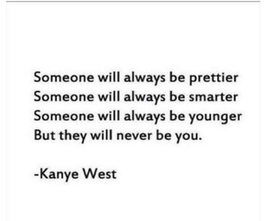 be yourself and kanye west image