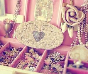accessories, glitter, and pretty image