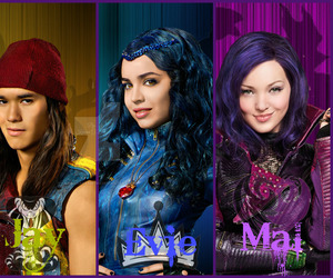 jay and descendants image
