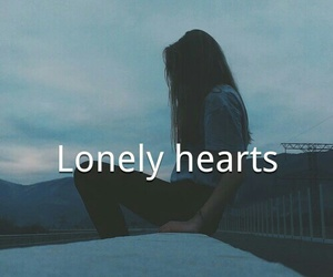 lonely, grunge, and sad image