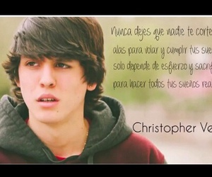 Christopher, guy, and quote image