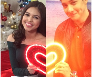 alden richards, maine mendoza, and aldub image