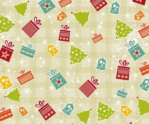background, christmas, and green image