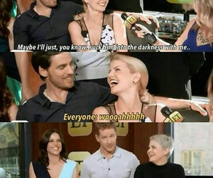 funny, Jennifer Morrison, and once upon a time image