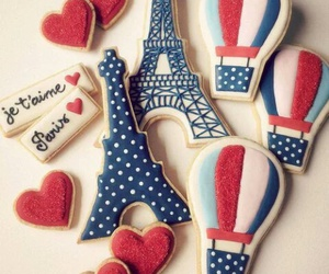 Cookies and paris image