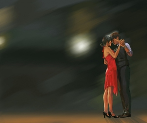 tango, lee dong wook, and scent of a woman image