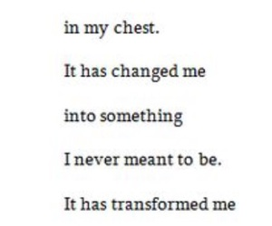 change, deep, and quotes image