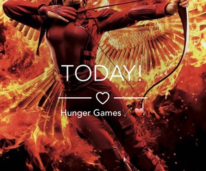 films, mockingjay part 2, and hunger games image