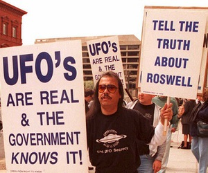 ufo, alien, and government image