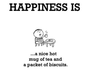 tea and happinessis image