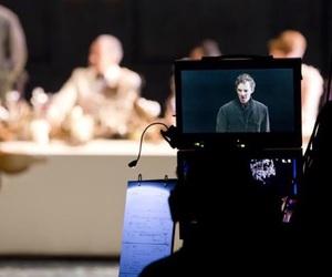 Hamlet and benedict cumberbatch image