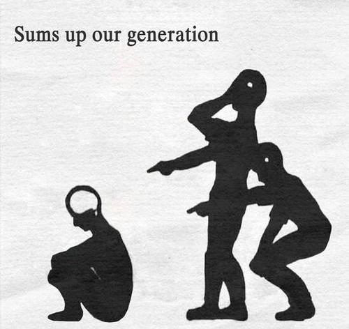 generation, quotes, and sad image