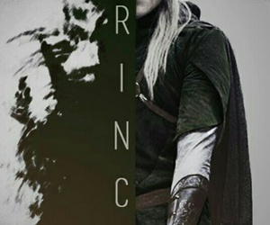 lord of the rings, Legolas, and prince image