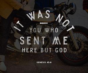 bible, god, and Genesis image