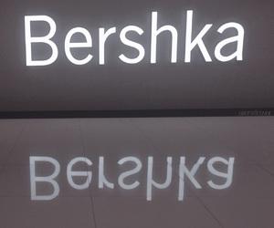 aesthetic, lights, and Bershka image