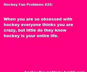 hockey and problems image