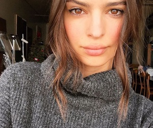 beauty and emily ratajkowski image