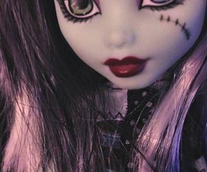 barbie, Frankenstein, and monster high image
